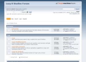 forum.lazy8studios.com