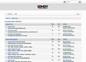 forum.lindy.co.uk