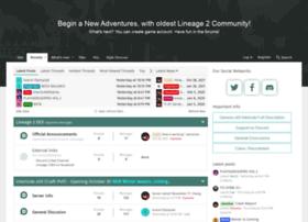 forum.lineage2dex.com