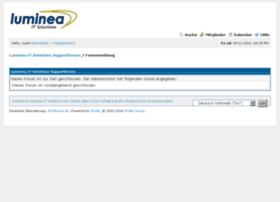 forum.luminea.de