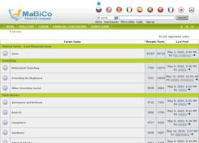 forum.mabico.com