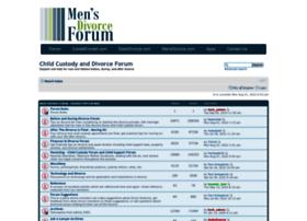 forum.mensdivorce.com