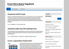forum.mercubuana-yogya.ac.id