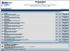 forum.microinvest.net