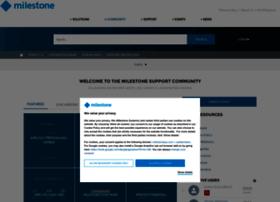 forum.milestonesys.com