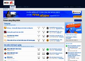 forum.misa.com.vn