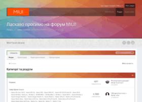 forum.miui.ua