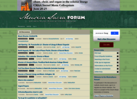 forum.musicasacra.com