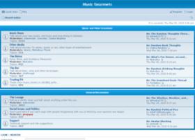 forum.musicgourmets.com