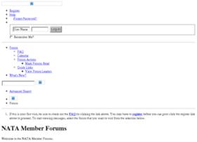 forum.nata.org