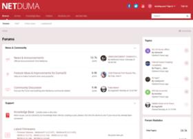 forum.netduma.com