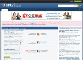 forum.netul.ro