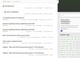 forum.nextbigwhat.com