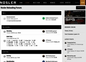 forum.nosler.com