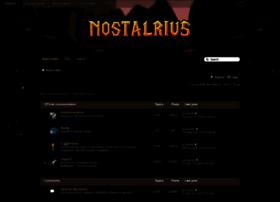forum.nostalrius.org