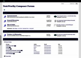 forum.noteworthycomposer.com