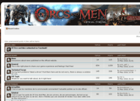 forum.oforcsandmen.com