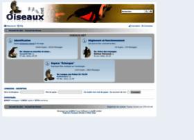 forum.oiseaux.net