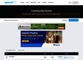 forum.opencart.com