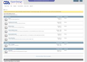 forum.opendesign.com