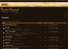 forum.parallelkingdom.com