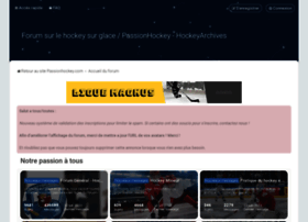 forum.passionhockey.com