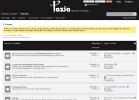 forum.paziashop.com
