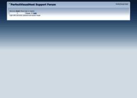 forum.perfectvisualhost.com