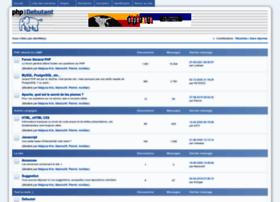 forum.phpdebutant.org