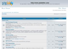forum.phpletter.com
