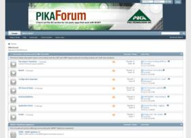 forum.pikatechnologies.com