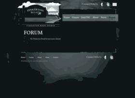 forum.pinkertonroad.com