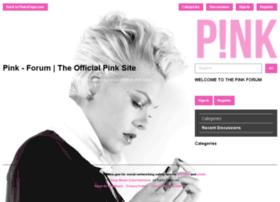 forum.pinkspage.com