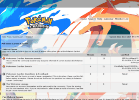 forum.pokemongarden.net
