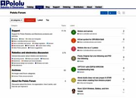 forum.pololu.com