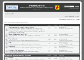 forum.projecteuler.net