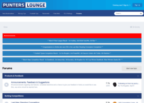 forum.punterslounge.com