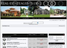 forum.real-estateagents.org