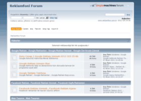 forum.reklamfoni.com.tr
