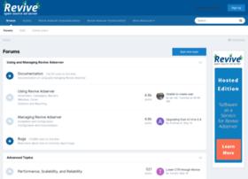 forum.revive-adserver.com