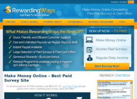 forum.rewardingways.com