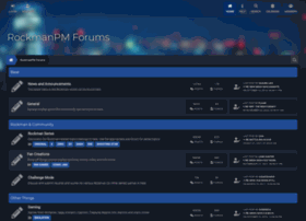 forum.rockmanpm.com