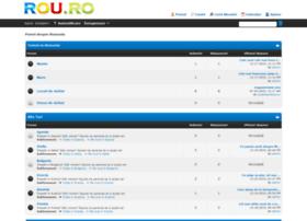 forum.rou.ro