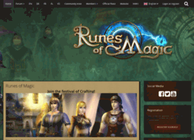forum.runesofmagic.com