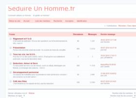 forum.seduireunhomme.fr
