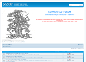 forum.sommerfeldfamilien.net