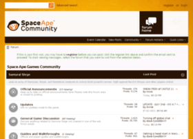forum.spaceapegames.com