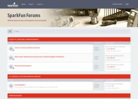 forum.sparkfun.com