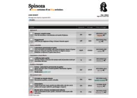 forum.spinoza.it