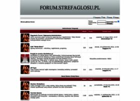 forum.strefaglosu.pl